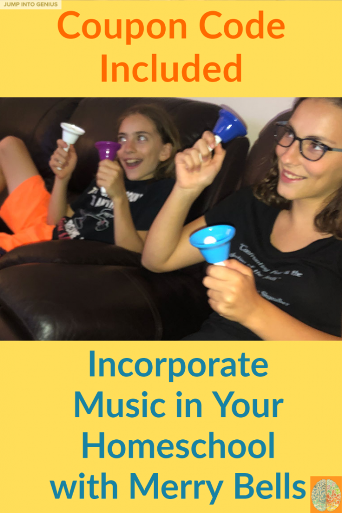 Incorporate Music in Your Homeschool with Merry Bells